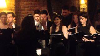 Vocal Inventions Ensemble - Pie Jesu (Requiem By Gabriel Faure) (14-4-2014)