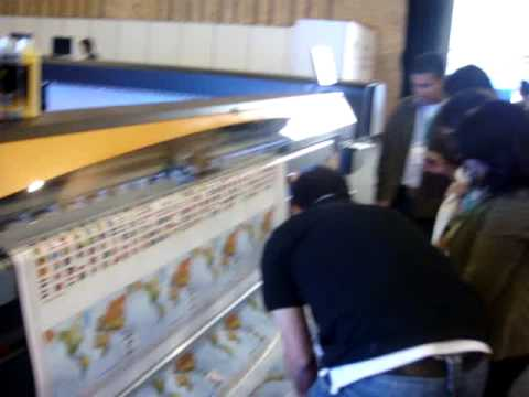 K JET SOLVENT PRINTER ANDIGRAFICAS COLOMBIA