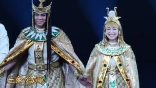 ミュージカル『王家の紋章』Wキャストのキャロル役・新妻聖子さん、イズ...