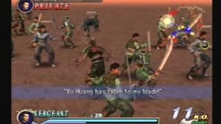 Dynasty Warriors 2 Secret Characters