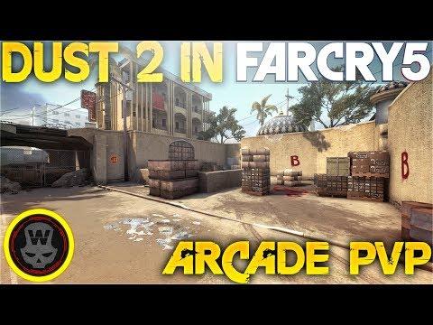 Far Cry 5 Arcade maps: the best and weirdest map editor
