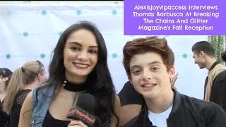 Middle School The Worst Year's Of My Life Star Thomas Barbusca Interview With Alexisjoyvipaccess