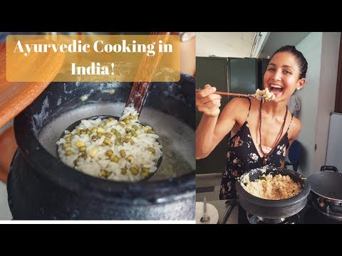 AYURVEDIC DIET & COOKING IN INDIA | This is what I learned!