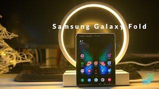 Samsung Galaxy Fold Recenzja - smartfon z przyszłości za 9000 zł | Robert Nawrowski
