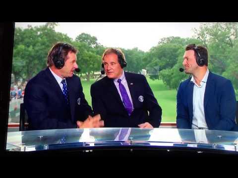 Tony Romo Welcome to CBS Interview
