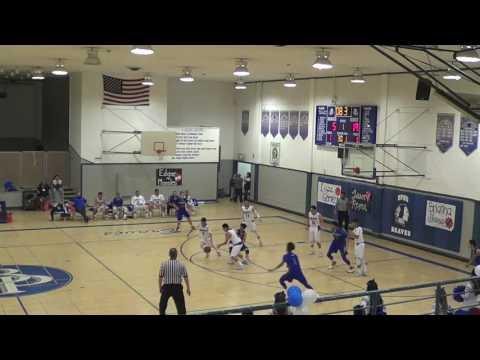 San Dimas Basketball v. Baldwin Park 2-7-17