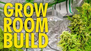 Building a Discrete Indoor Cannabis Grow Tent - Autoflower Grow