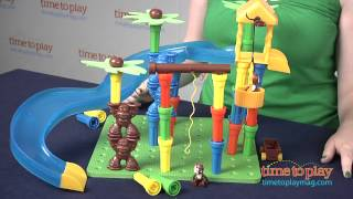 Lauri Tall-Stacker Mighty Monkey Playset from Patch Products