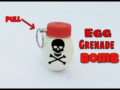 How to Make a cool and simple airsoft Grenade this diwali (DIY)