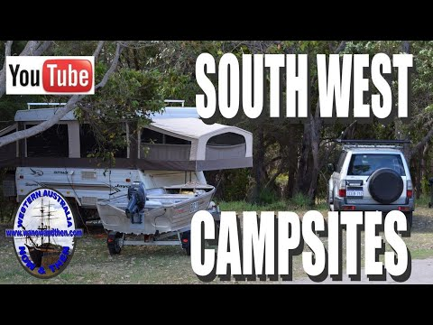 Campsites Of The South West - Western Australia