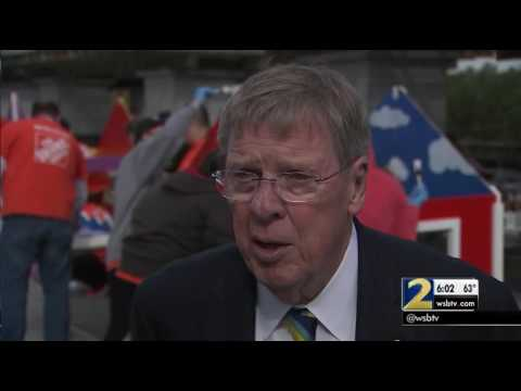Senator Johnny Isakson talks about priorities following election
