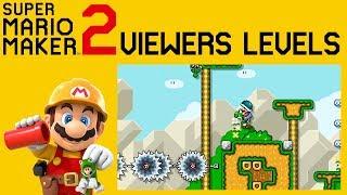 Super Mario Maker 2 - Viewers Levels #1