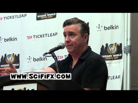 Paul McGillion at Austin Comic Con - Wizard World