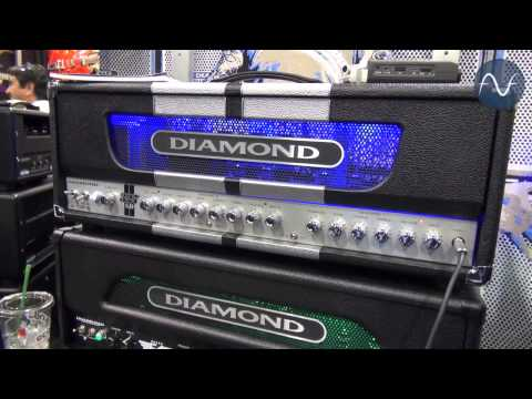 [NAMM] Diamond Amplification 327SD