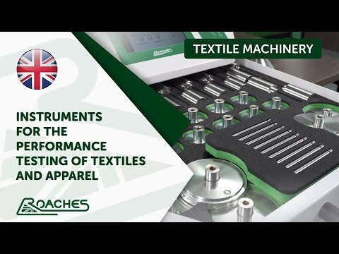Textile Testing Instruments Manufacturers UK  - Fabric Test Equipment Suppliers  - Lab Machines