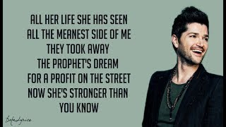 Superheroes - The Script (Lyrics)