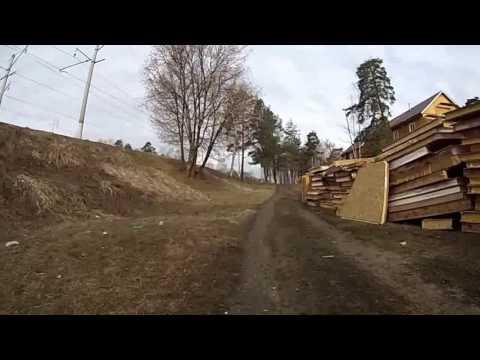 На работу на велосипеде - Раменское - Люберцы