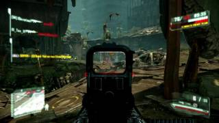 Crysis 3 Multiplayer Gameplay  RX 480 Graphics  AMD FX 9370 Eight-Core Processor