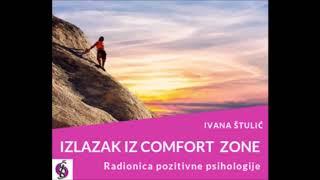 Radio Rijeka - Ivana Štulić - razgovor povodom radionice Izlazak iz comfort zone