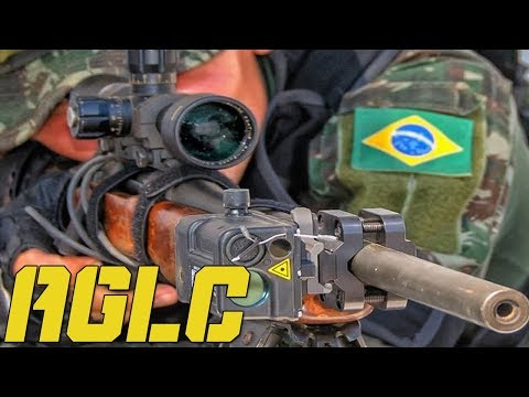 Arma do Dia | IMBEL AGLC