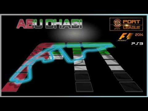 Sport League #15 GP Abu Dhabi F1 2014