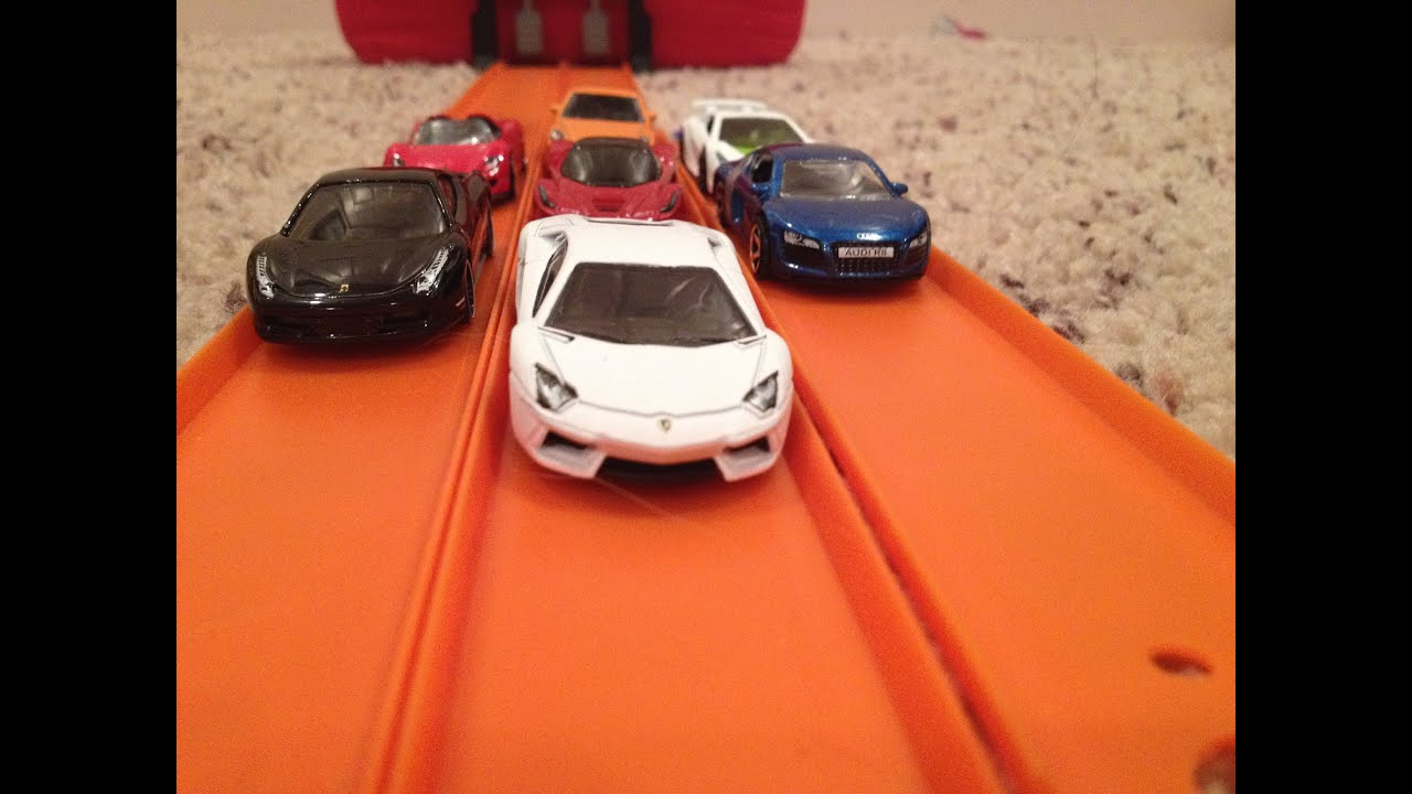 Hot Wheels Super Car Tournament Expect The Unexpected Ft