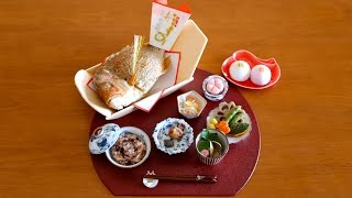 Okuizome (100th Day Baby Celebration for our Son) お食い初め 息子編 - OCHIKERON - CREATE EAT HAPPY