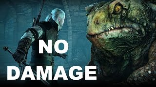 "The Witcher 3: Wild Hunt - ""Hearts Of Stone"" DLC - All Boss Fights - NO DAMAGE (NG+, DEATH MARCH!)"