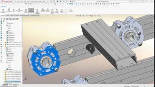 Designing with WCP belts and pulleys full COTS items