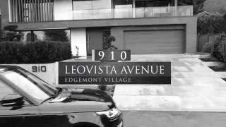 910 Leovista Avenue - North Vancouver