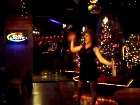 Crazy Drunk Lady Twelve Daze Of Christmas