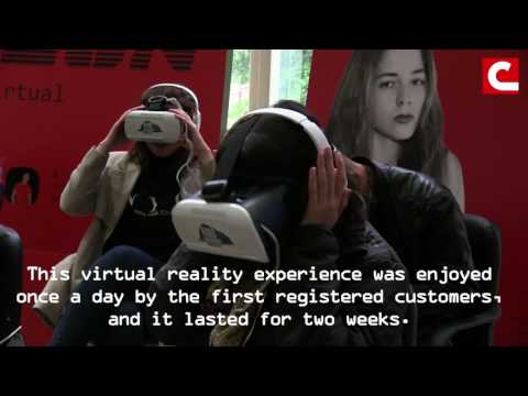 Virtual Reality Experience - Cinemark Chile (Final Report)