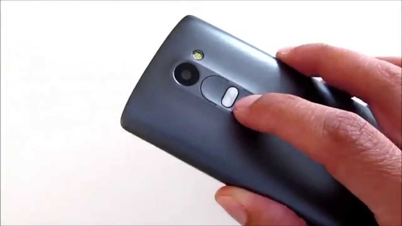LG Power LG L22C Phone from Straight Talk Review