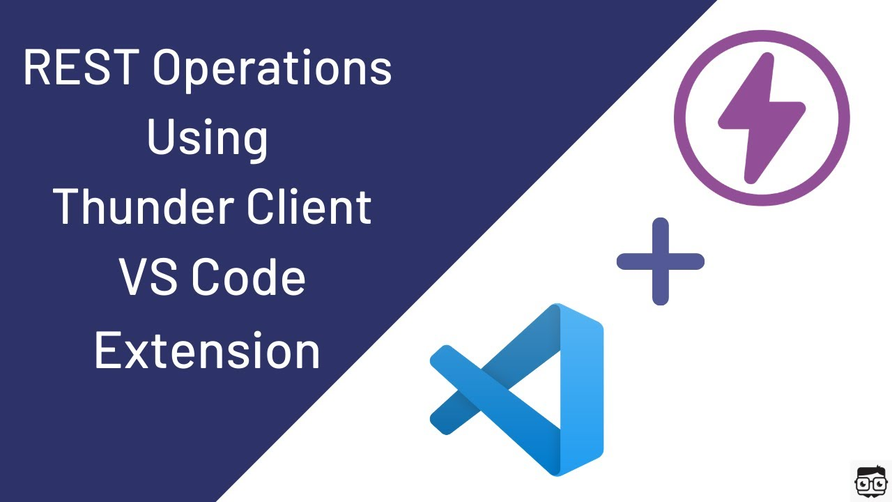 REST Operations Using Thunder Client VS Code Extension