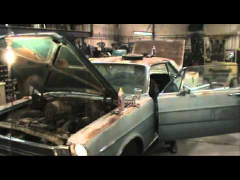 1966 Ford Galaxie 500 XL Starts after 30 years