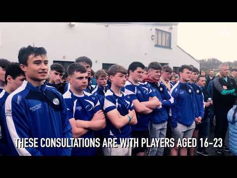 Irish Rugby TV: IRFU Youth Council Club Consultations