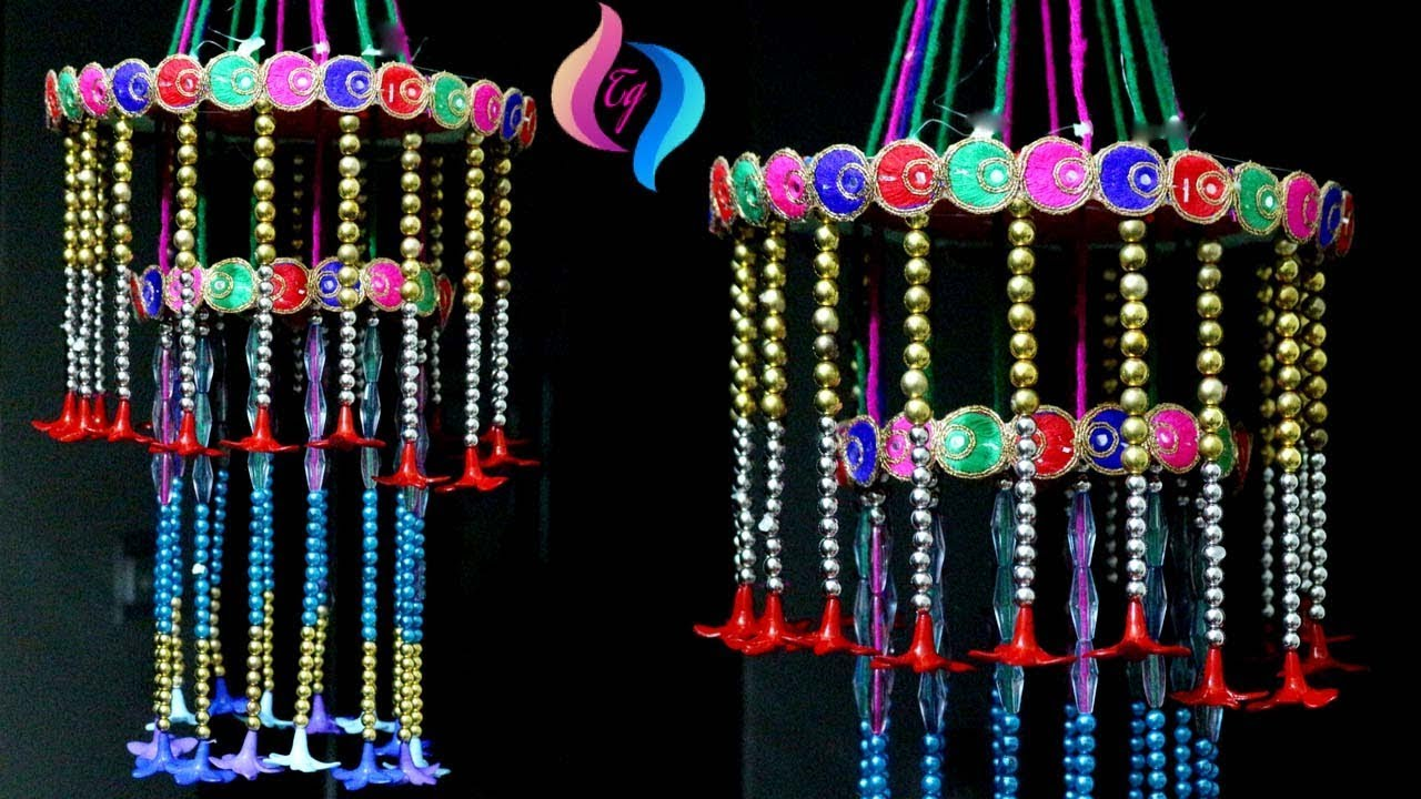 Beaded Wind Chimes Homemade Wind Chime Ideas Making