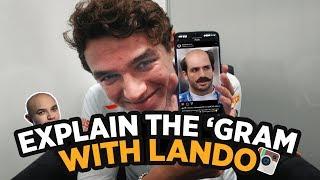 Explain The 'Gram with Lando Norris