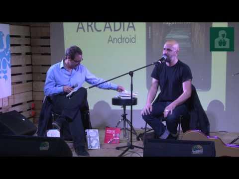 Afonso Cruz en la filBo 2015