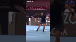 The Worst Tennis Match Point Miss Of All Time? 😬#Shorts