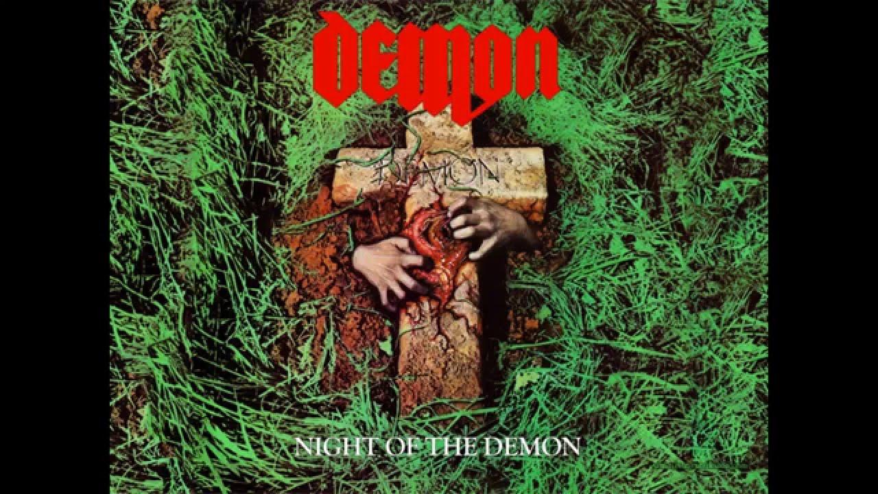 Demon - Night of the Demon - Remastered (Full Album) - 1981