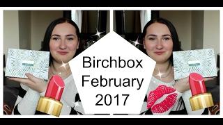 uk birchbox february 2017