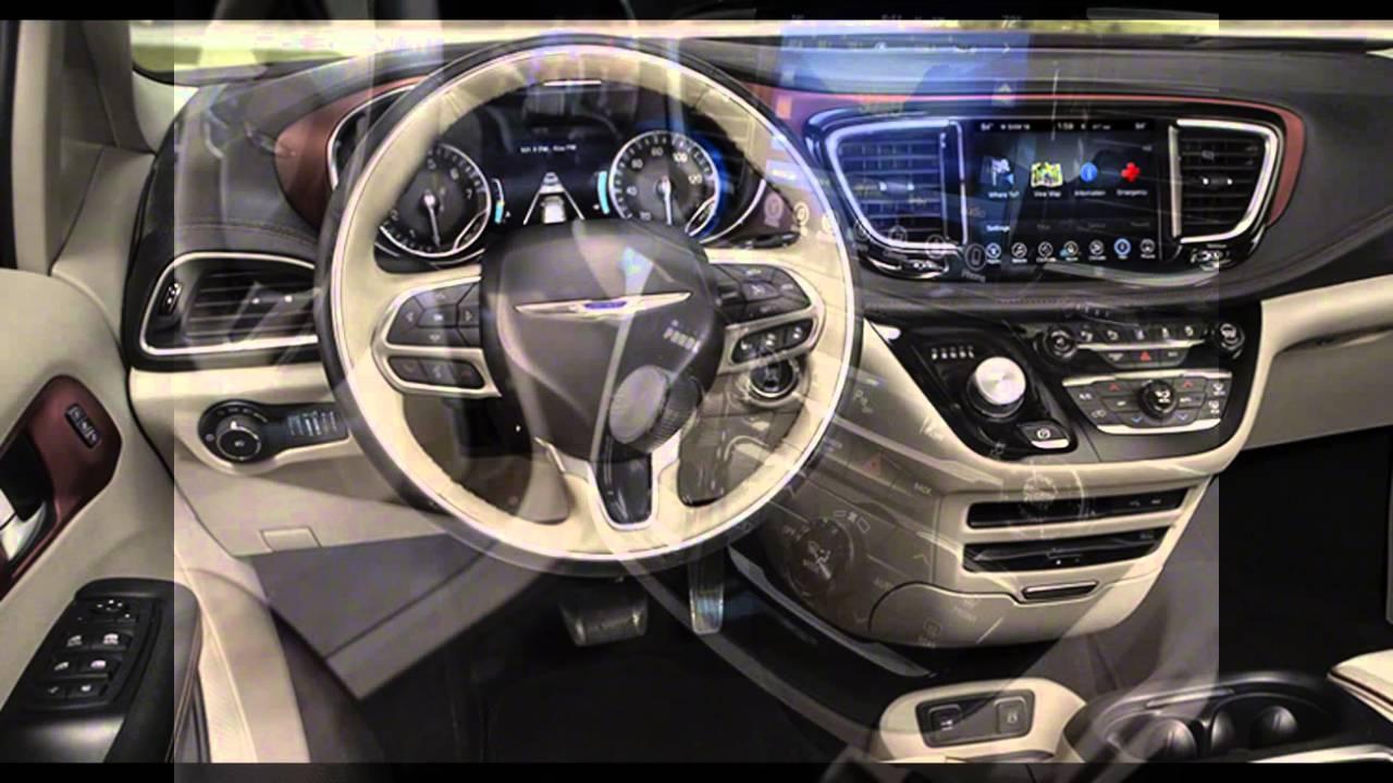 2016 Chrysler Pacifica Interior Youtube