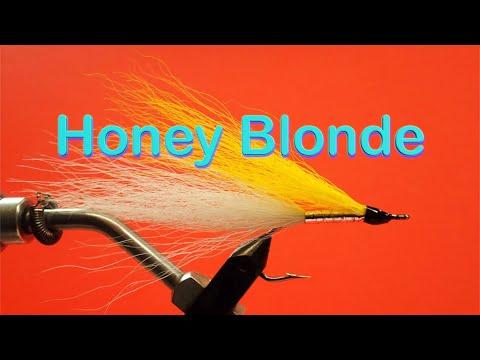 Beginner's Fly Tying Series: Easy Streamer Series - The Honey Blonde