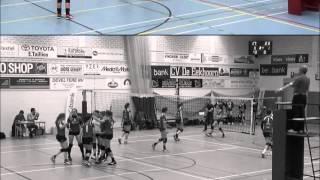 Bevo Beoabank Roeselare B - Mavoc Mechelen 0 - 3