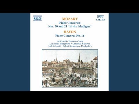 Piano Concerto No. 20 In D Minor, K. 466: III. Rondo: Allegro Assai