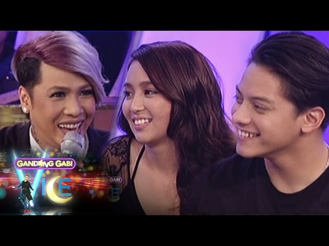 GGV: Vice tries to trick Kathniel to confess their relationship
