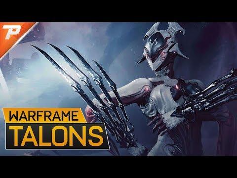 Warframe: Garudas NEW Ultimate & Mod-able Claws