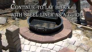 How To Build A Fire Pit- Meadows Farms Landscaping