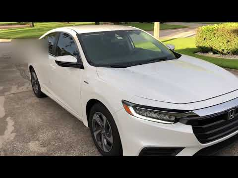 2019/2020 Honda Insight